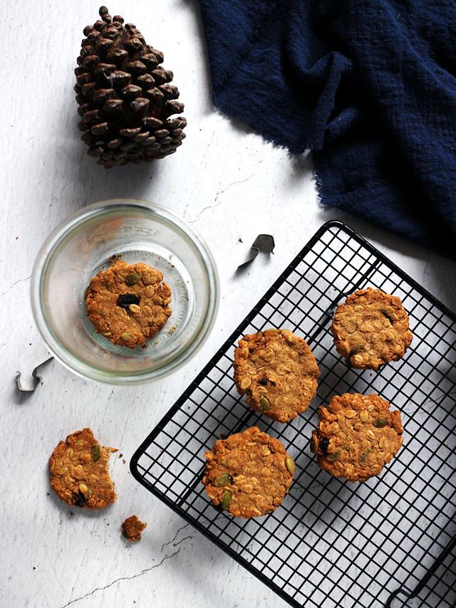 全素豆渣燕麥餅乾 vegan-okara-oatmeal-cookies (2)