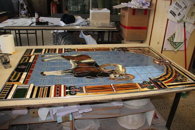 výroba vitráže