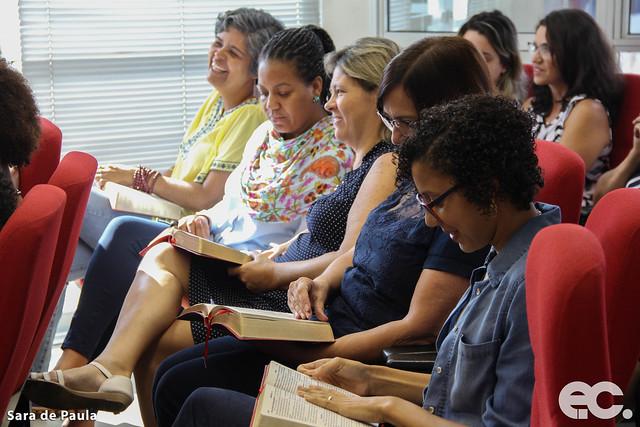 Mesa da Confederação Metodista de Mulheres