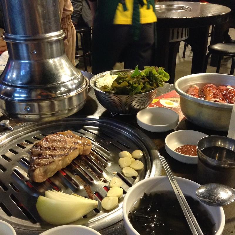 Korean BBQ | One Day in Seoul
