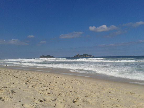 Praia da Barra da Tijuca - Rio de Janeiro