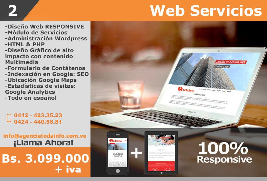 2 WEB SERVICIOS