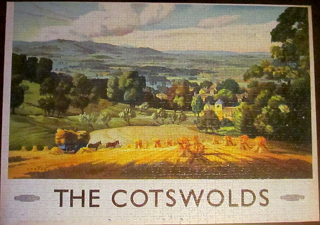 The Cotswolds jigsaw puzzle