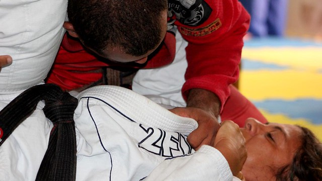 Jiu Jitsu começa temporada com América Golden Cup