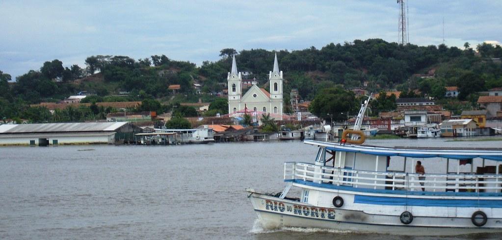Cai chuva de granizo em pelo menos duas cidades do Pará: Alenquer e Tucumã