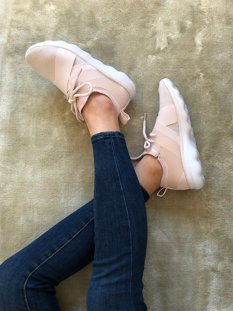 fce71cb9eb5d Blush Sneakers   Maximizing The First Tuesday Cardmember Discount at ...