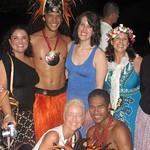 Tahitian dinner