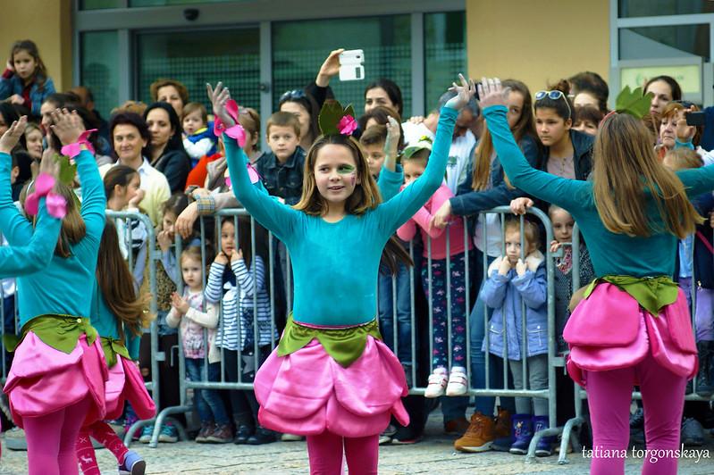 """Танец группы """"Камелии"""""""