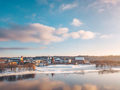 Kaunas old town | Winter sunset | #50/365