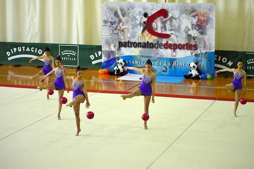 Club Gimnasia Rítmica Fase de Conjuntos