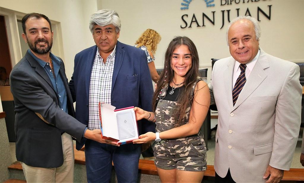 San Juan: Entregaron premios del concurso Leyes para Cuidarte