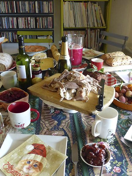 buffet de Noël 2