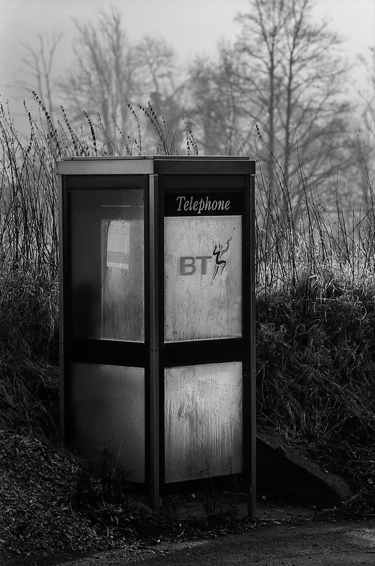 FILM - Telephone box