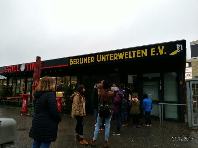 Berliner Underwelten - Bunker Nazista