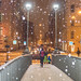 City snowfall by pilot3ddd