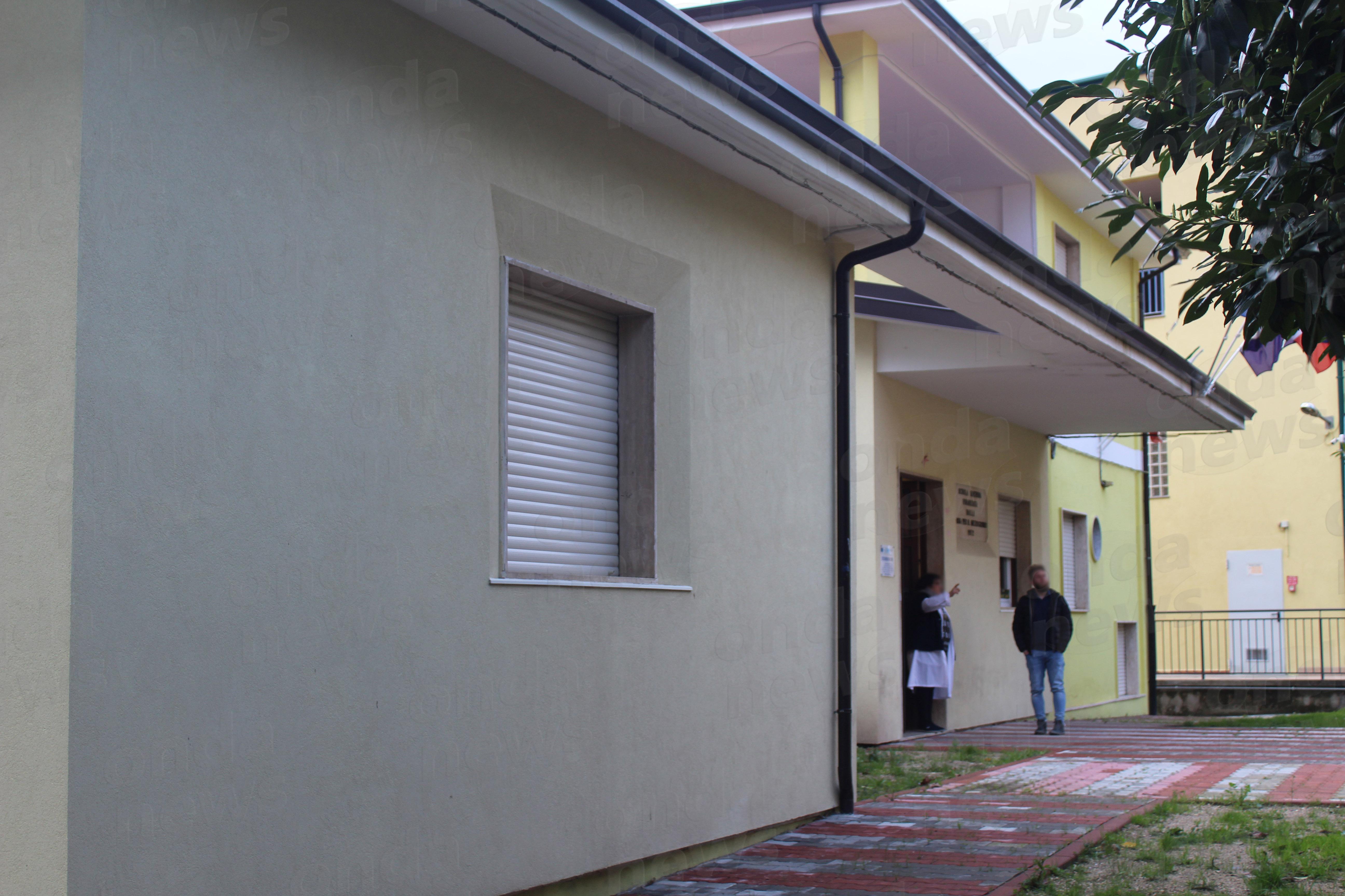 SCUOLA DELL'INFANZIA STATALE + SEDE PROT. CIVILE