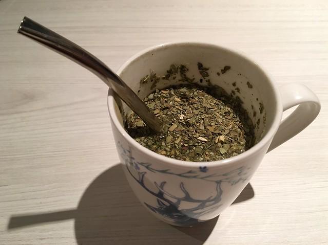どハマりしたマテ茶