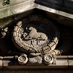 Preston Crest on the Town Hall