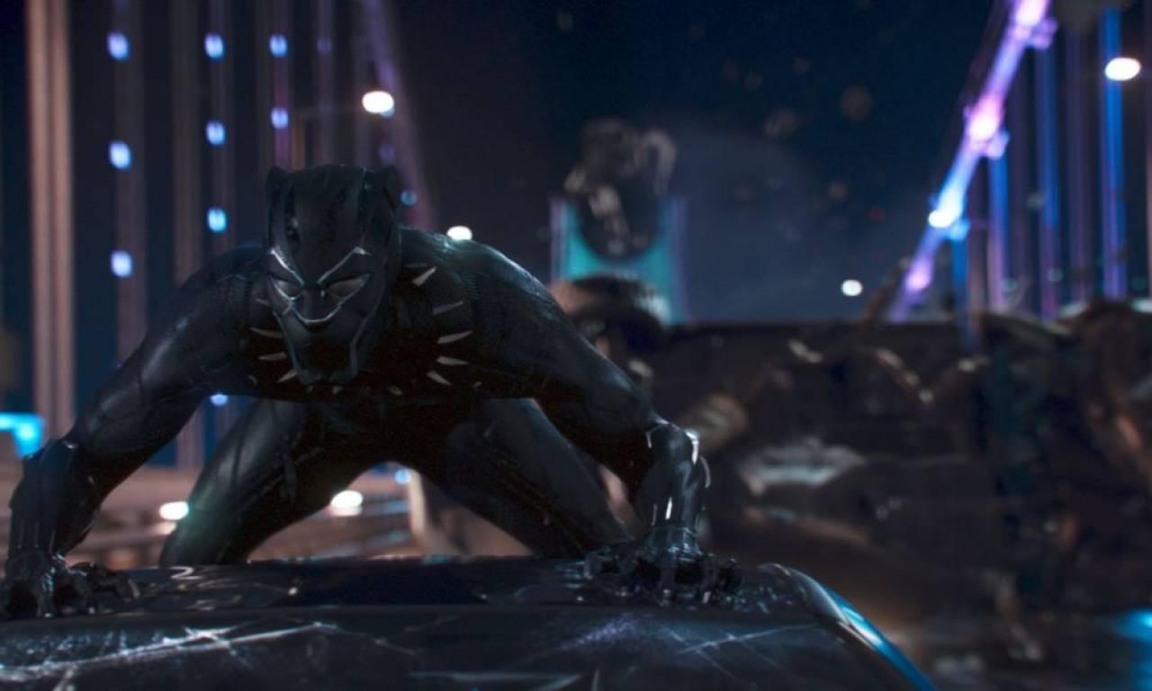(《黑豹》(Black Panther)劇照)