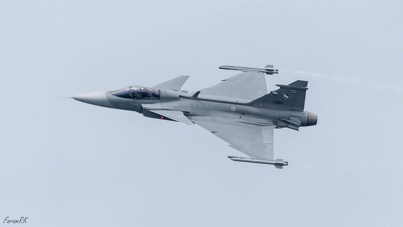 RTAF (Thai) JAS 39C Gripen