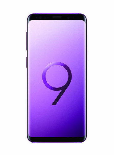 Samsung Galaxy S9 - Lilac Purple - Front