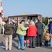 Burry Port Bus Shelter Renovation Ceremony