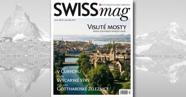 SWISSmag 04 - jaro/léto 2011
