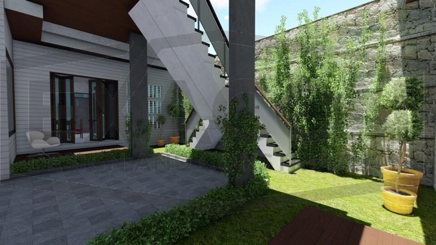 Proyek Rumah Minimalis Modern Bapak Rafa - Depok 7 EXACON, Jasa Renovasi Bangunan di Depok