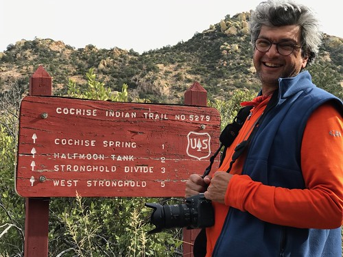 Cochise Stronghold trailhead