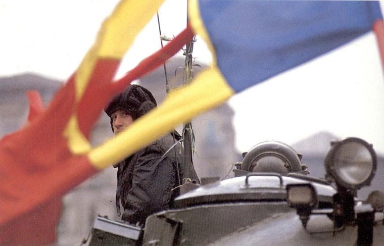 Revolutie, decembrie 1989