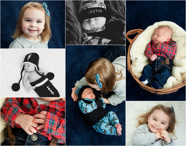 Jaxton's Newborn Session