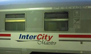 Speisewagen Intercity Maestro