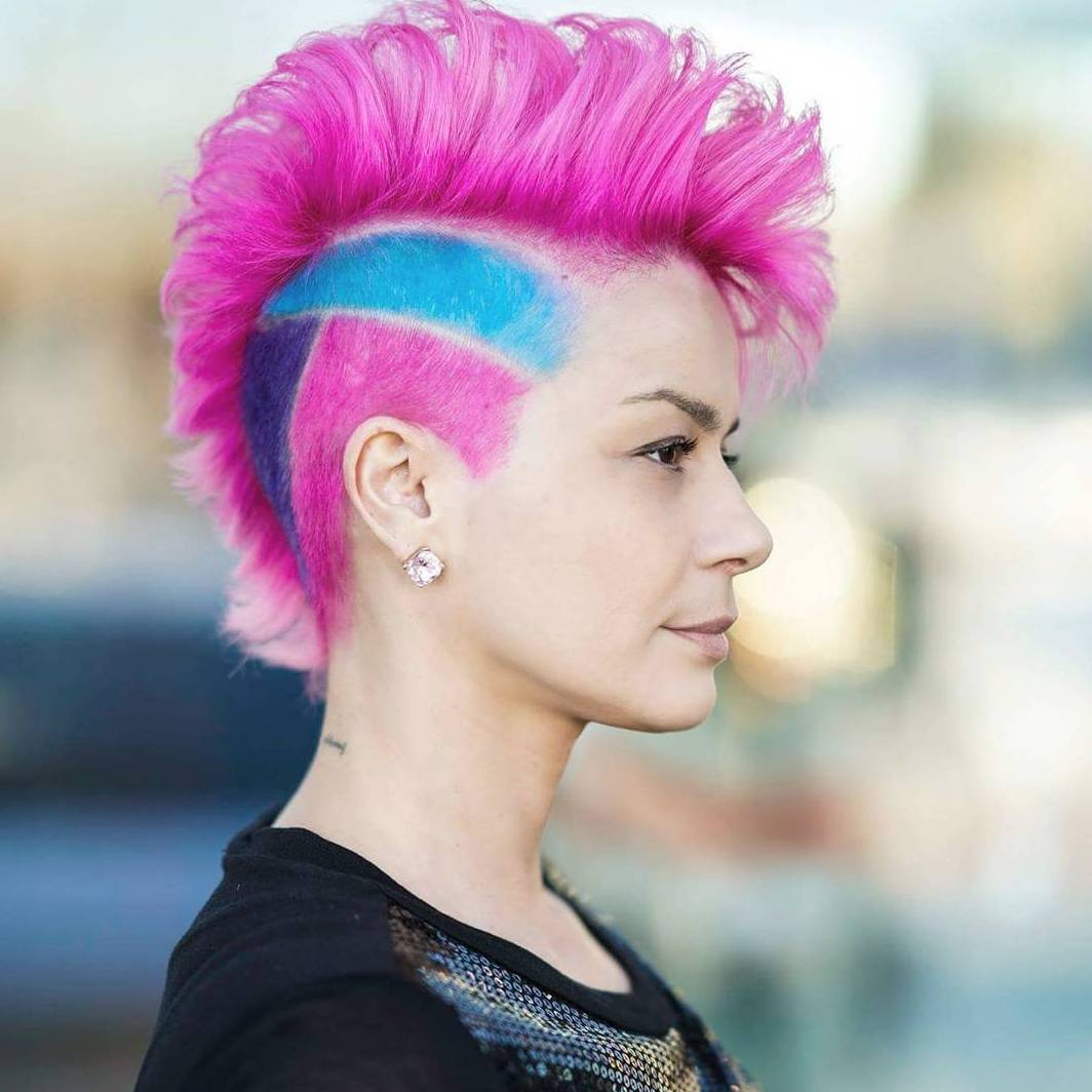 Best 20 Pink Hair Dye Ideas To Try In 2018 Fashion 2d
