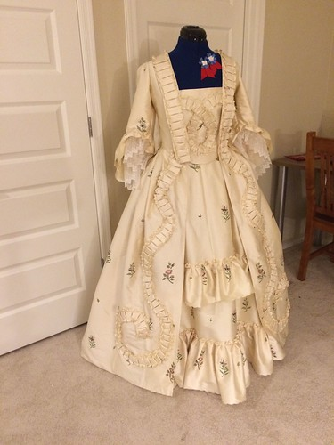 1760's Sacque