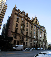 The Dakota Apartment Building on Central Park West NYC 77191