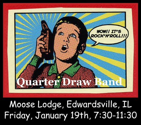 Quarter Draw Band 1-19-18