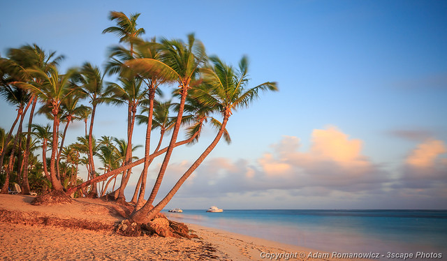 Dawn in Punta Cana