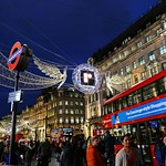 Oxford Street Christmas Lights