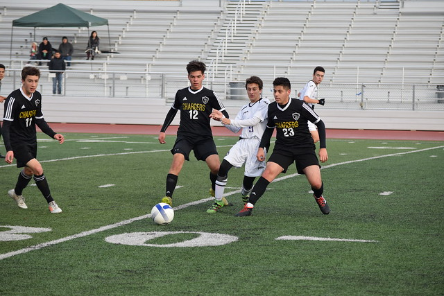 Boys Soccer vs. Wilcox HS