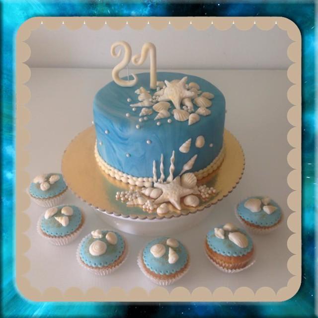 Cake by Magici Cupcake