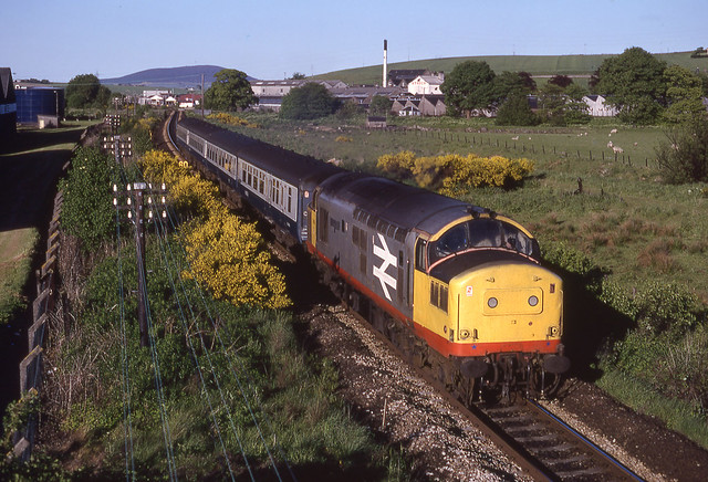 37196 18.05 Aberdeen-Inverness, Keith 25.05.90