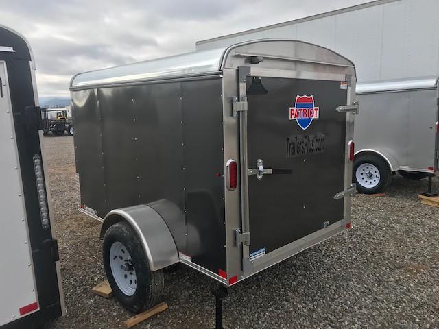 My Offroad 5x8 Cargo Trailer Camper Conversion