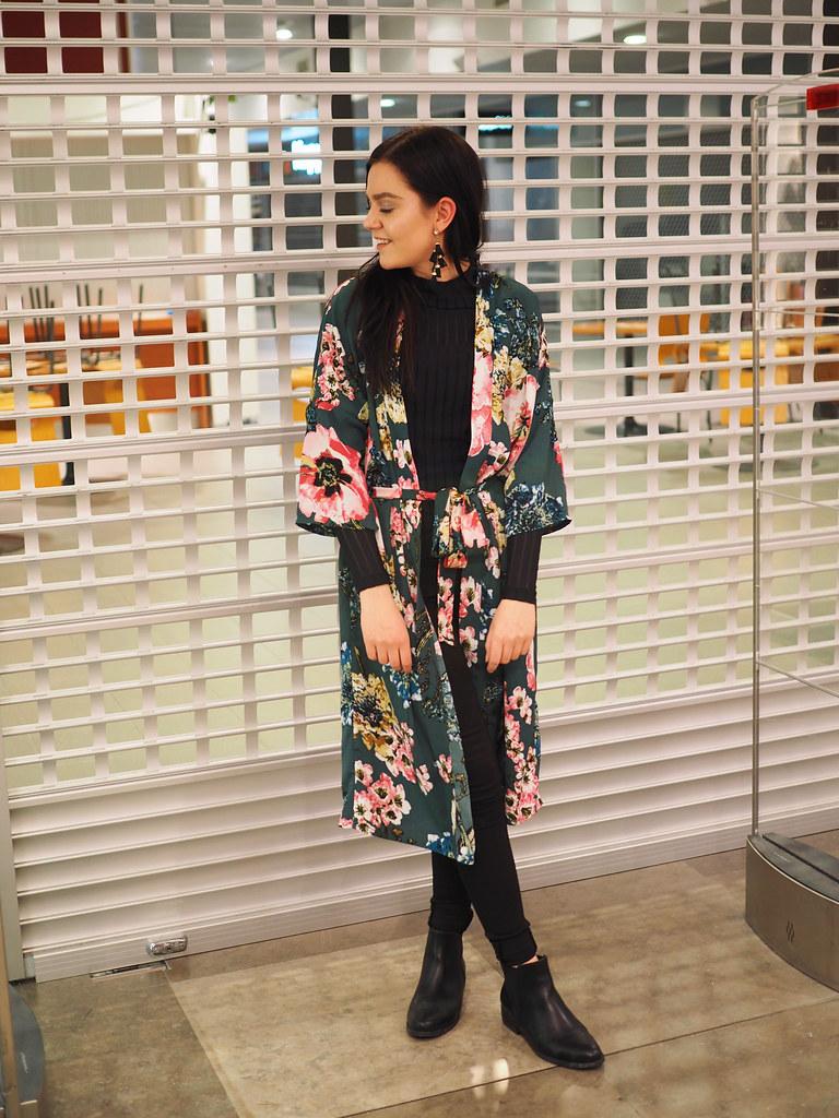 VERO MODA blogi-ilta kimono