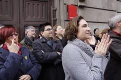 Sun, 21/01/2018 - 11:56 - Ada Colau presideix l'acte d'obertura de la Model a la ciutadania