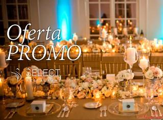 Restaurantul Select – Grăbiți-vă să luați Oferta Promo