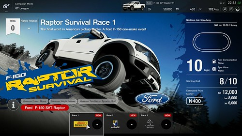 GT Sport V1.11 GT League