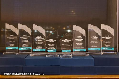 2018 SMART4SEA Awards