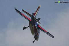 E166 4 F-UHRW - E166 - Patrouille de France - French Air Force - Dassault-Dornier Alpha Jet E - RIAT 2013 Fairford - Steven Gray - IMG_9929