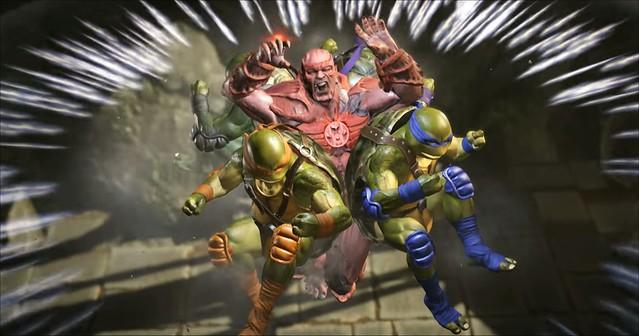 Ingiustizia 2 - Tartarughe Ninja Teenage Mutant