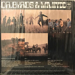 THE BYRDS:DR. BYRDS & MR. HYDE(JACKET B)